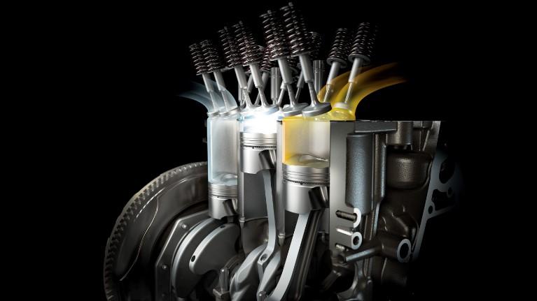 C-Max silnik