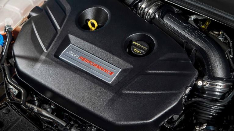 Focus RS silnik