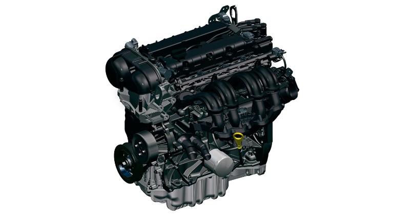 Ford KA+ silnik