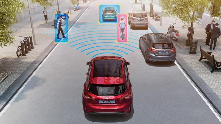 Nowy Ford Focus bezpieczeństwo