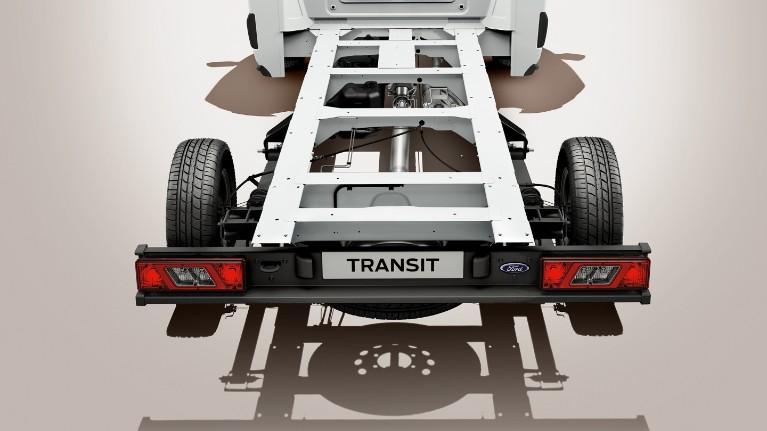 Transit Podwozia podstawa